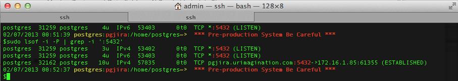 Custom Install Implementation PostgreSQL for Greenplum from