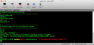 Greenplum Server